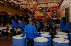 CASYM Steel Orchestra performs at the Homegrown concert