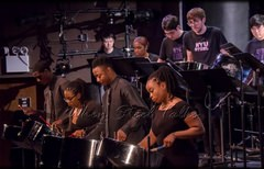 NYU Steel with Pan Evolution Steel Orchestra