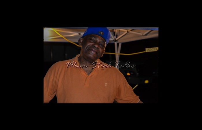 Wayne Inniss of Despers USA Steel Orchestra