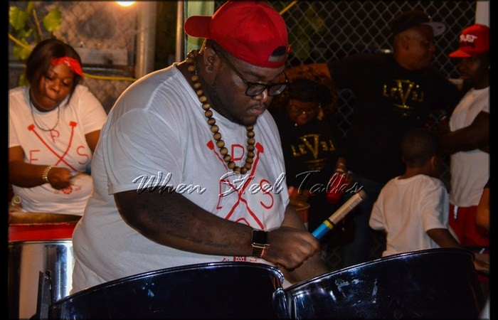 Pan Evolution Steel Orchestra