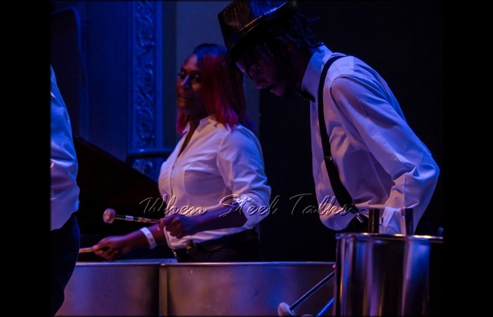 Blue DiamondS USA Steel Orchestra, band #4
