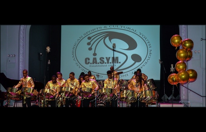 CASYM Steel Orchestra, band #2