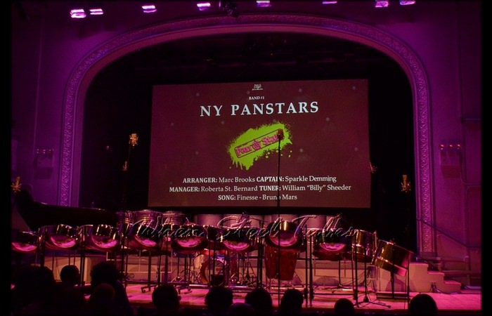 New York Pan Stars, band #1