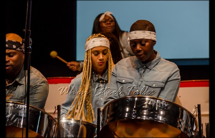 Pan Evolution Steel Orchestra, band #6