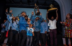 Triumphant 'Pan Is Sweet' 2018 champions Pan Evolution Steel Orchestra